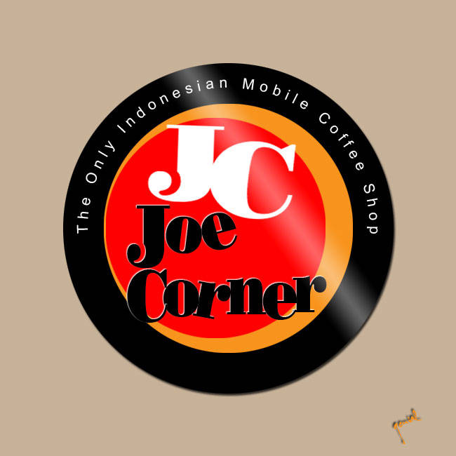 Joe Corner Sticker
