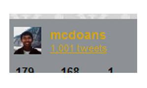 twitter mcdoans