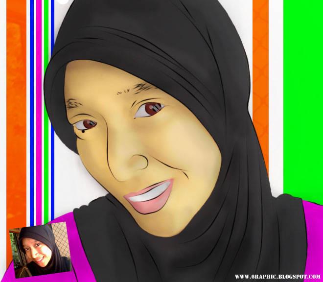 Merliza Line Art