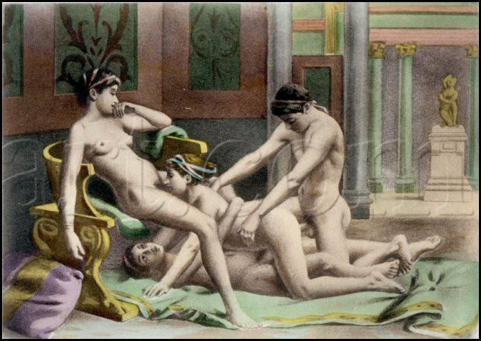 Сексуальные утехи древнего Рима (+18) » uCrazy.ru ...