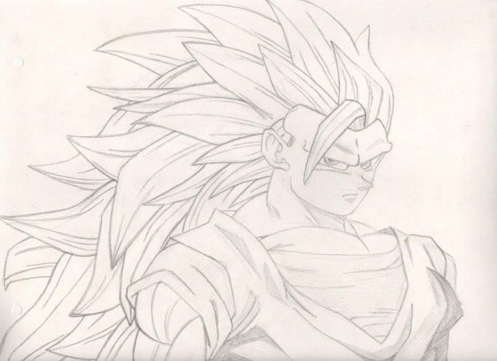 Mis Dibujos de Dragon Ball Z ! recomiendo q los vean