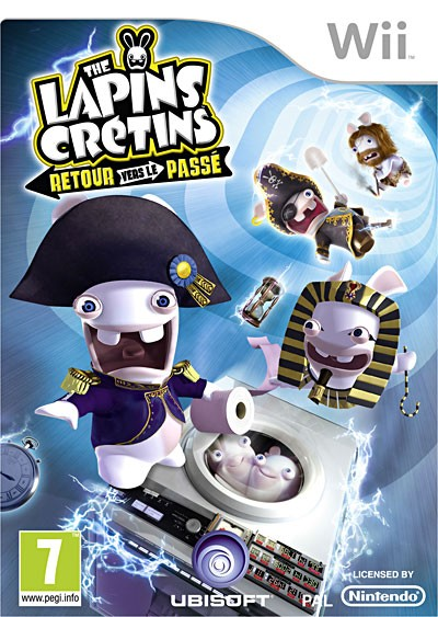 The Lapins Cr�tins : Retour vers le Pass� [PAL]