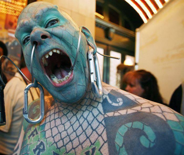 Hardcorowe tatuaże 6