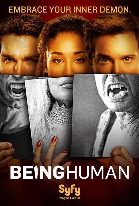 Being Human (2011-) ταινιες online seires oipeirates greek subs