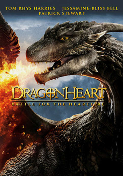 Dragonheart Battle for the Heartfire 2017 BRRip x264 AC3Manning