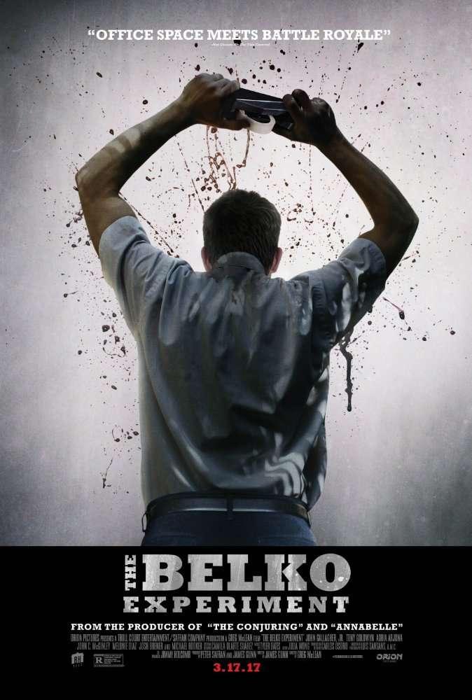 The Belko Experiment 2016 BRRip XviD AC3EVO