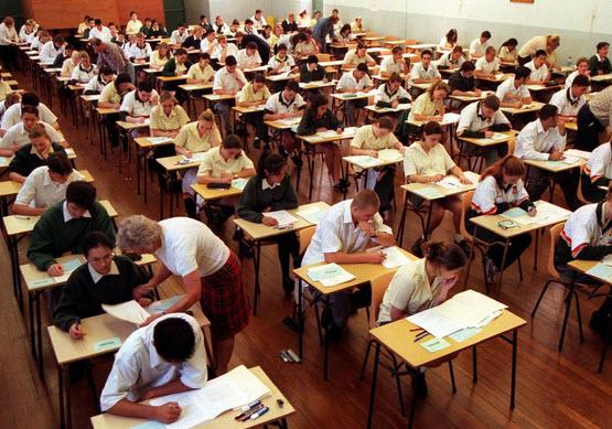 不一样的高考一样心情:澳洲的高考与中国没球两样!