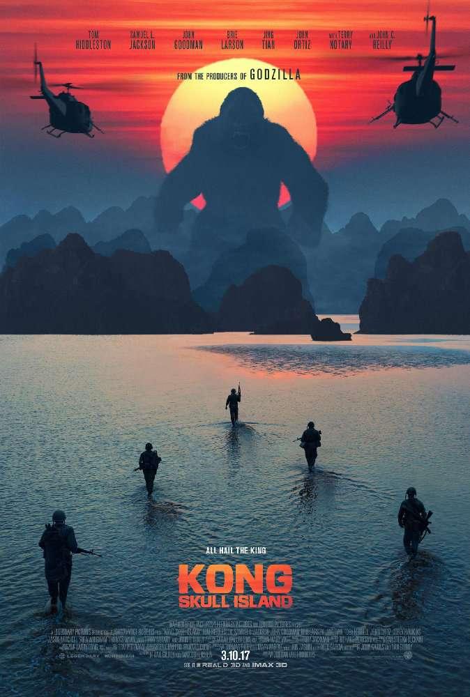 Kong Skull Island 2017  BRRIP X264 AAC DiVERSiTY