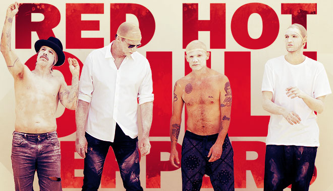 Red Hot Chili Peppers - Dyskografia (1984-2016)