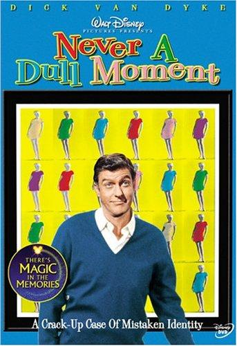 Never A Dull Moment 1968 DVDRip XViD