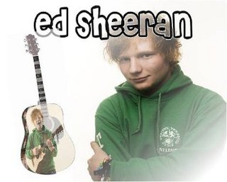 Ed Sheeran - Dyskografia (2011-2017)