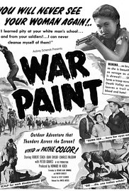 War Paint 1953 DVDRip XViD