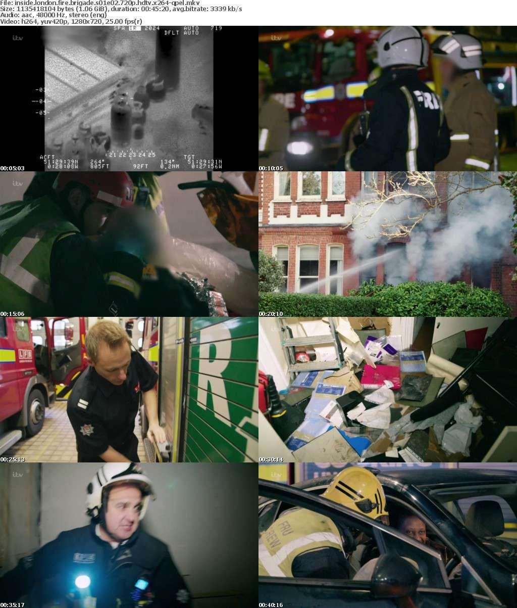 Inside London Fire Brigade S01E02 720p HDTV x264-QPEL