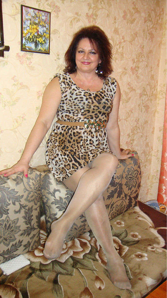 фото тётки