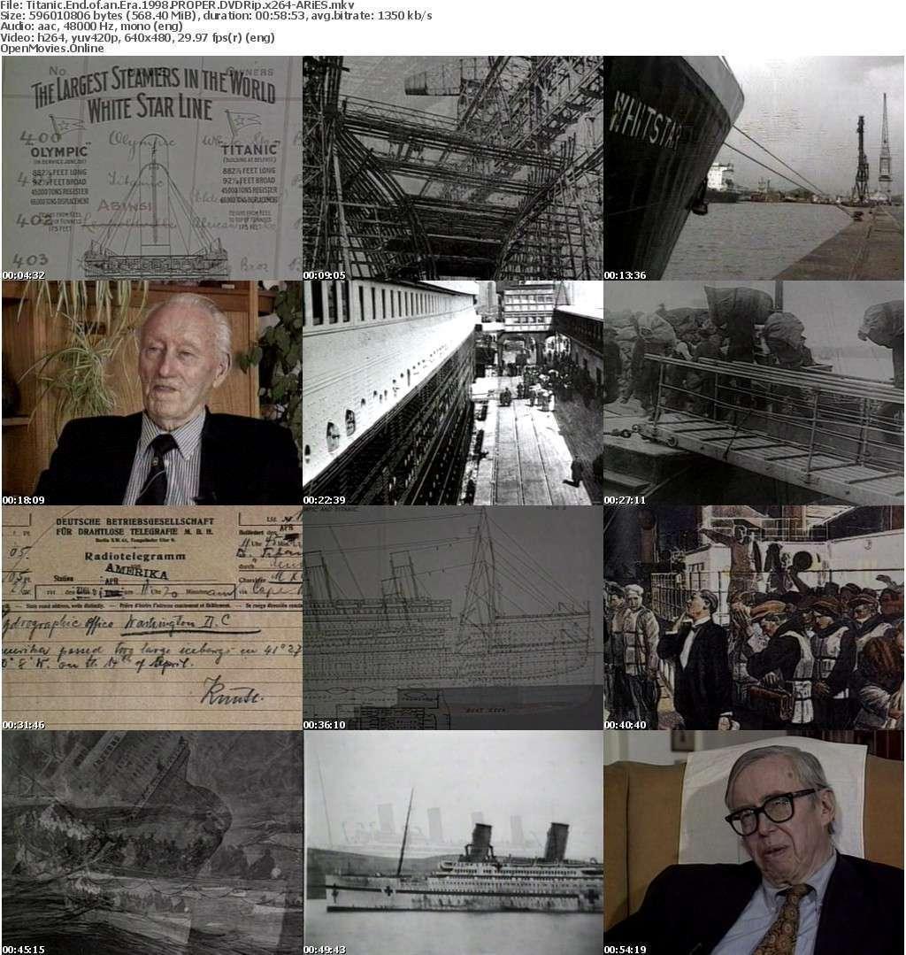 Titanic: End of an Era (1998)