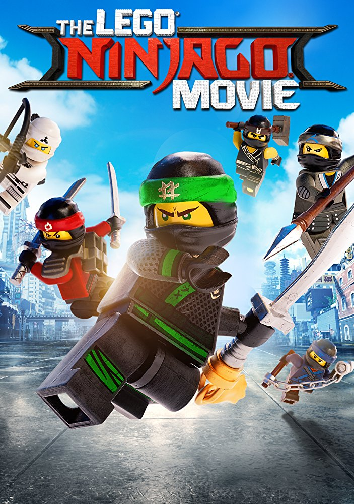 The LEGO Ninjago Movie 2017 BRRip XviD AC3-iFT
