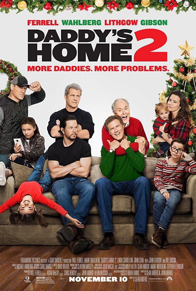 Daddys Home 2 2017 720p BRRIP X264 AC3-DiVERSiTY
