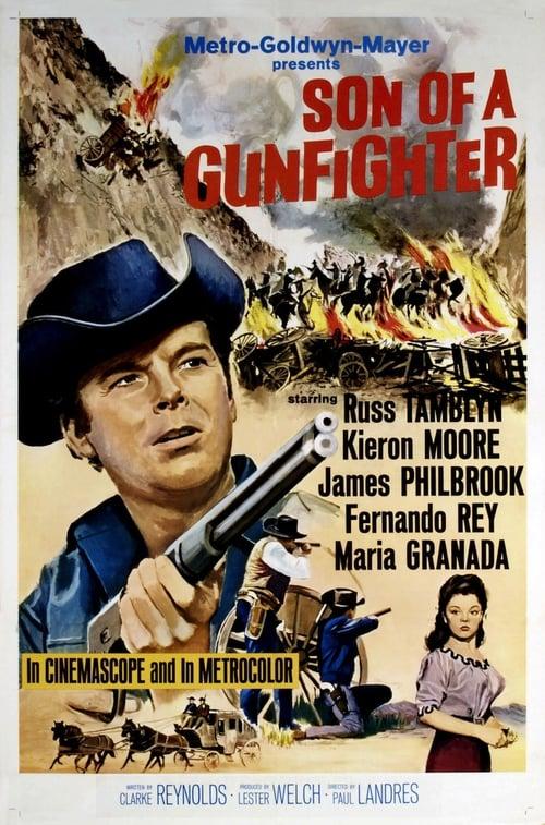 Son of a Gunfighter 1965 1080p HDTV x264-REGRET