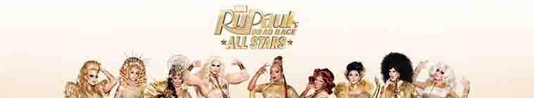RuPauls Drag Race All Stars S03E04 Snatch Game VH1 WEB-DL AAC2 0 x264