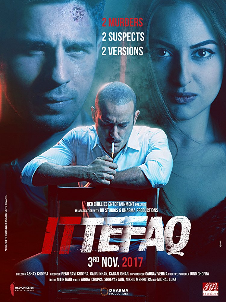 Ittefaq 2017 Hindi DVDRip XviD ESubs DD 5 1 - LOKI - M2Tv