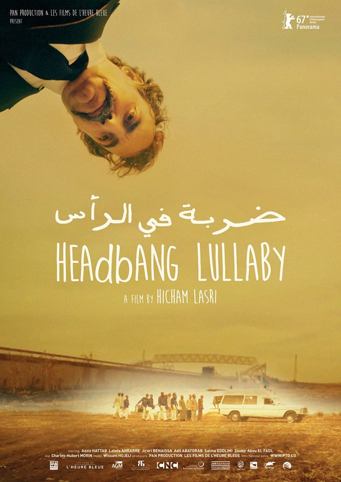 The Lullaby 2017 HDRip x264 AC3-Manning