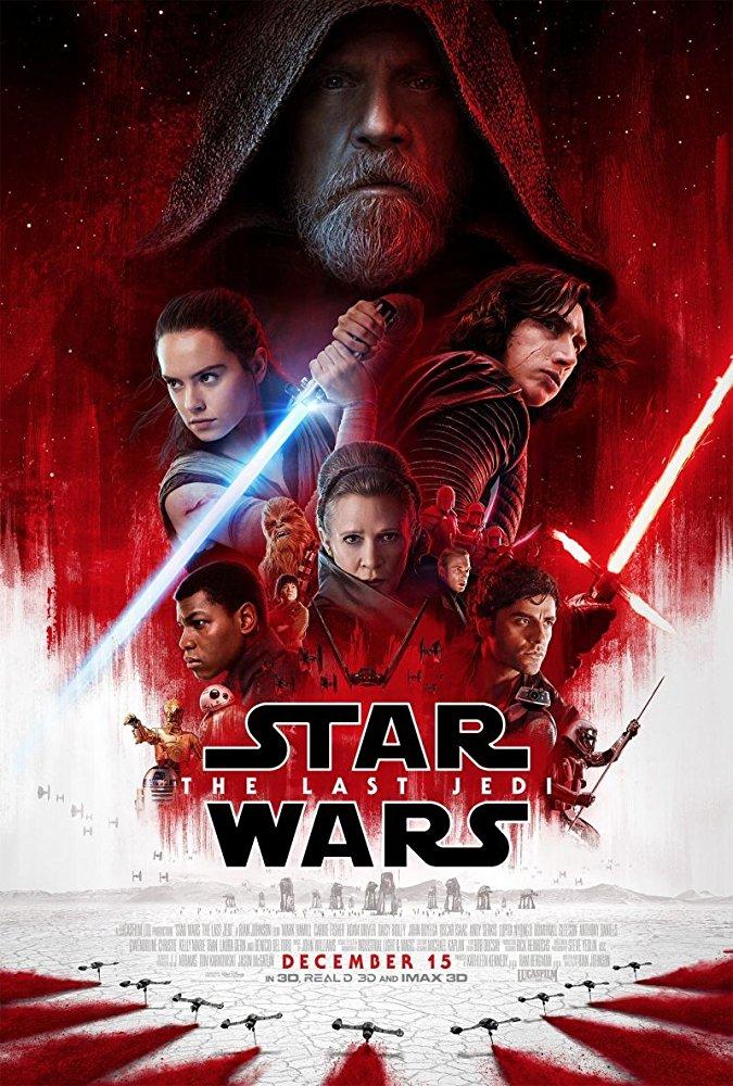 Star Wars The Last Jedi 2017 BDRip x264-SPARKS