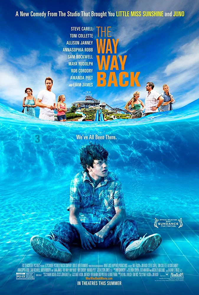 The Way Way Back 2013 720p BluRay H264 AAC-RARBG