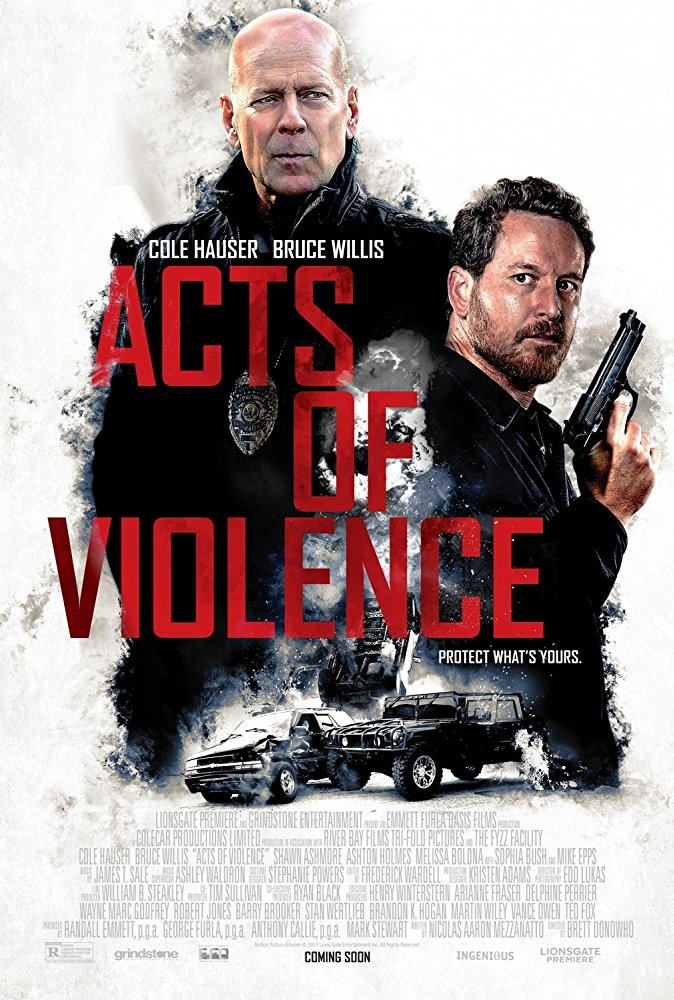 Acts of Violence 2018 BRRip XviD MP3-XVID
