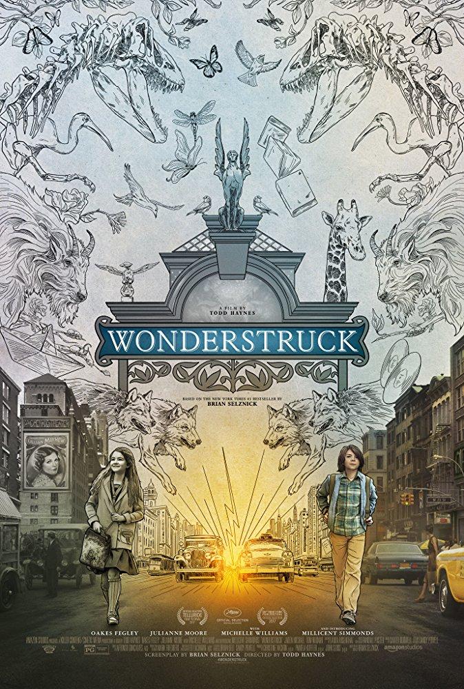 Wonderstruck 2017 720p BRRip 1GB MkvCage