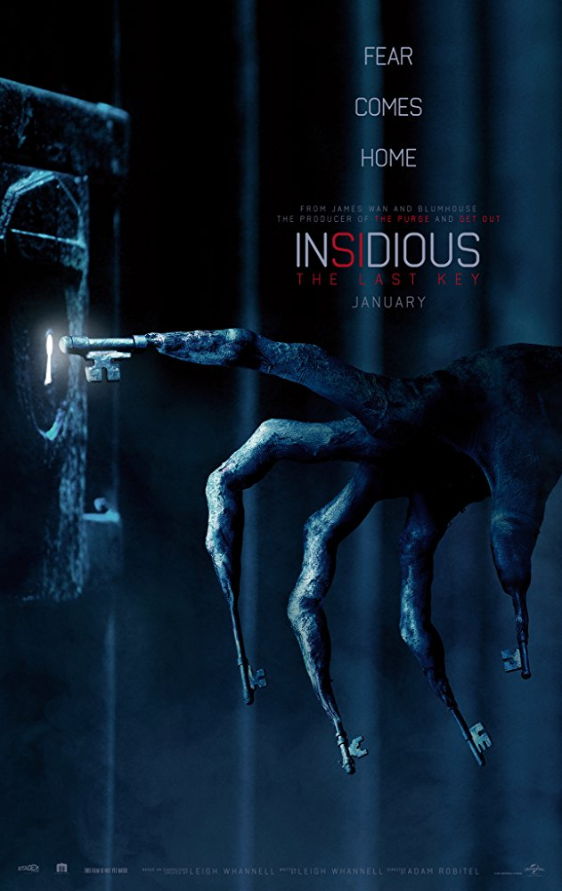 Insidious The Last Key 2018 HC HDRip XviD AC3-iFT