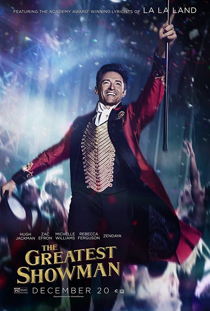 The Greatest Showman 2017 720p BRRip X264 AC3-EVO