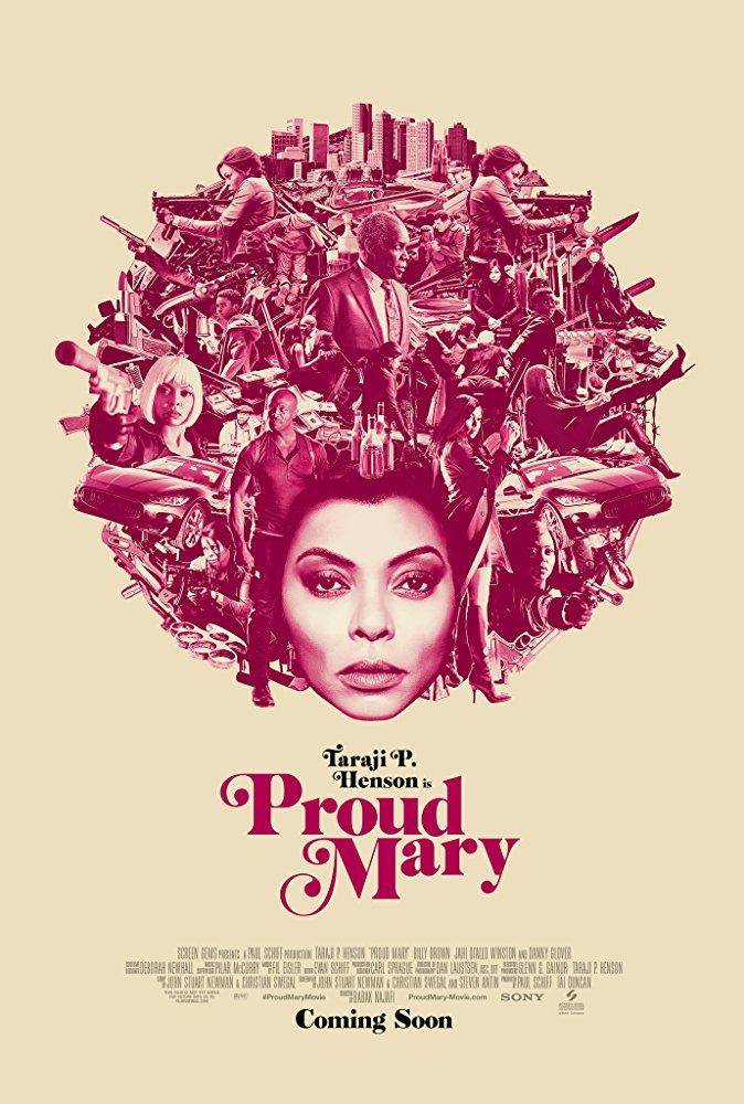 Proud Mary 2018 BRRip x264-CMRG