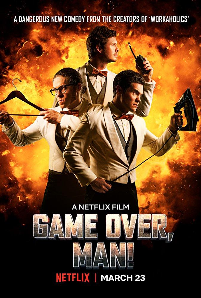 Game Over Man 2018 WEBRip x264-FGT