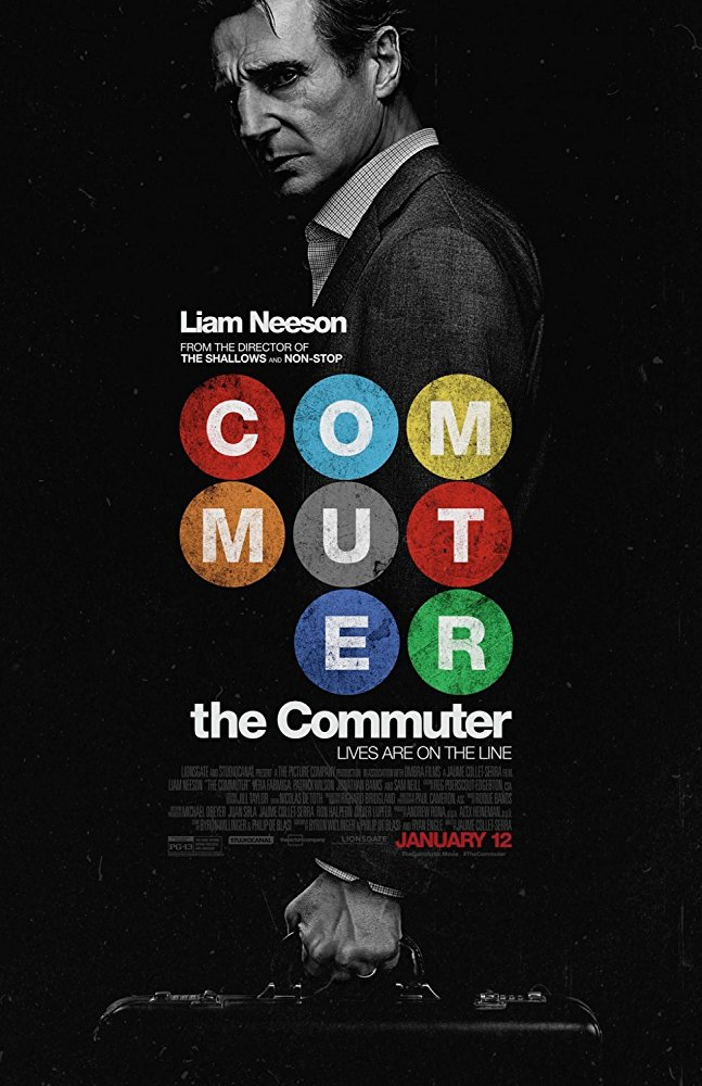 The Commuter 2018 1080p HDRip X264 AC3-EVO