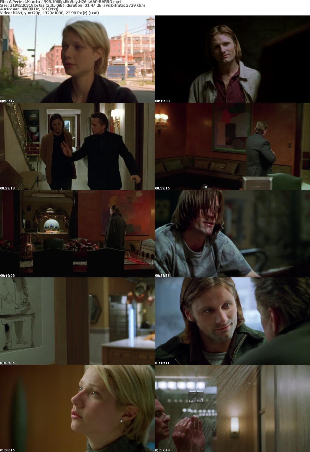 A Perfect Murder 1998 1080p BluRay H264 AAC-RARBG