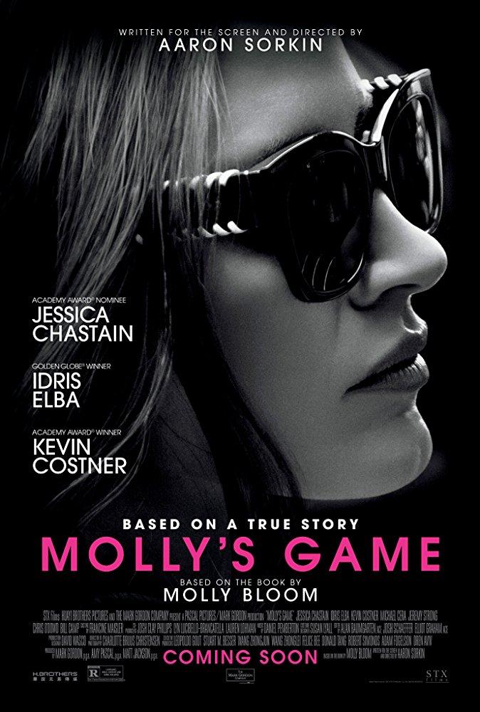 Molly's Game 2017 1080p BrRip 6CH x265 HEVC-PSA