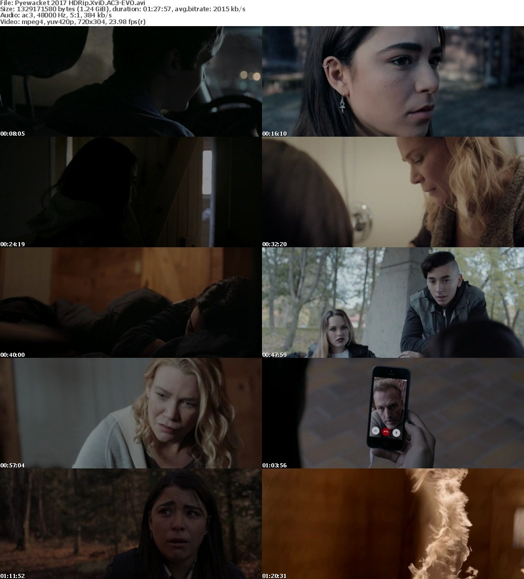Pyewacket 2017 HDRip XviD AC3-EVO