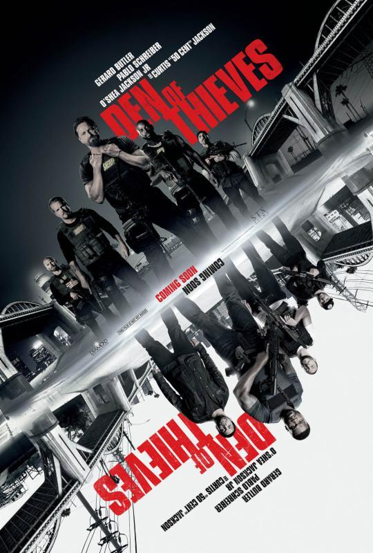 Den Of Thieves 2018 UNRATED 720p BluRay x264-DRONES
