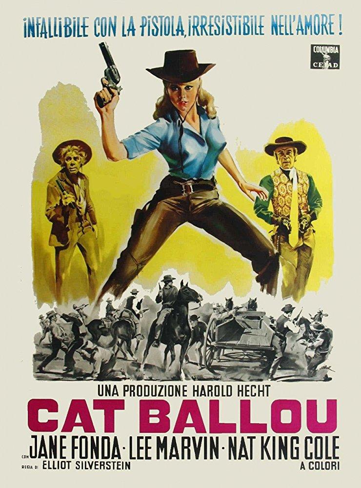 Cat Ballou 1965 BRRip XviD MP3-XVID