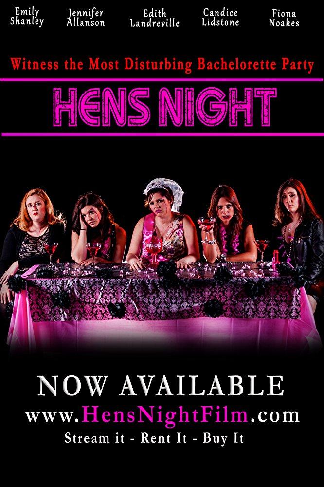 Hens Night 2018 HDRip AC3 x264-CMRG[EtMovies]