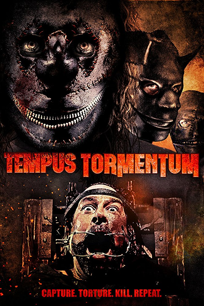 Tempus Tormentum 2018 HDRip XviD AC3 LLG