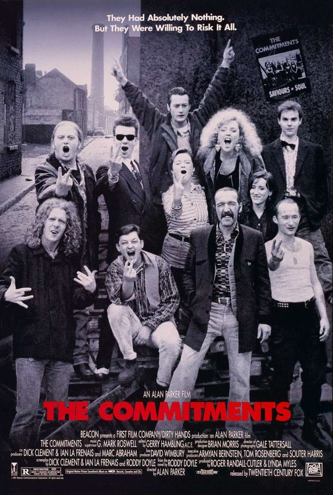 The Commitments 1991 BRRip XviD MP3-XVID