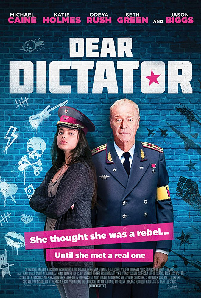 Dear Dictator 2018 BDRip XviD AC3-EVO
