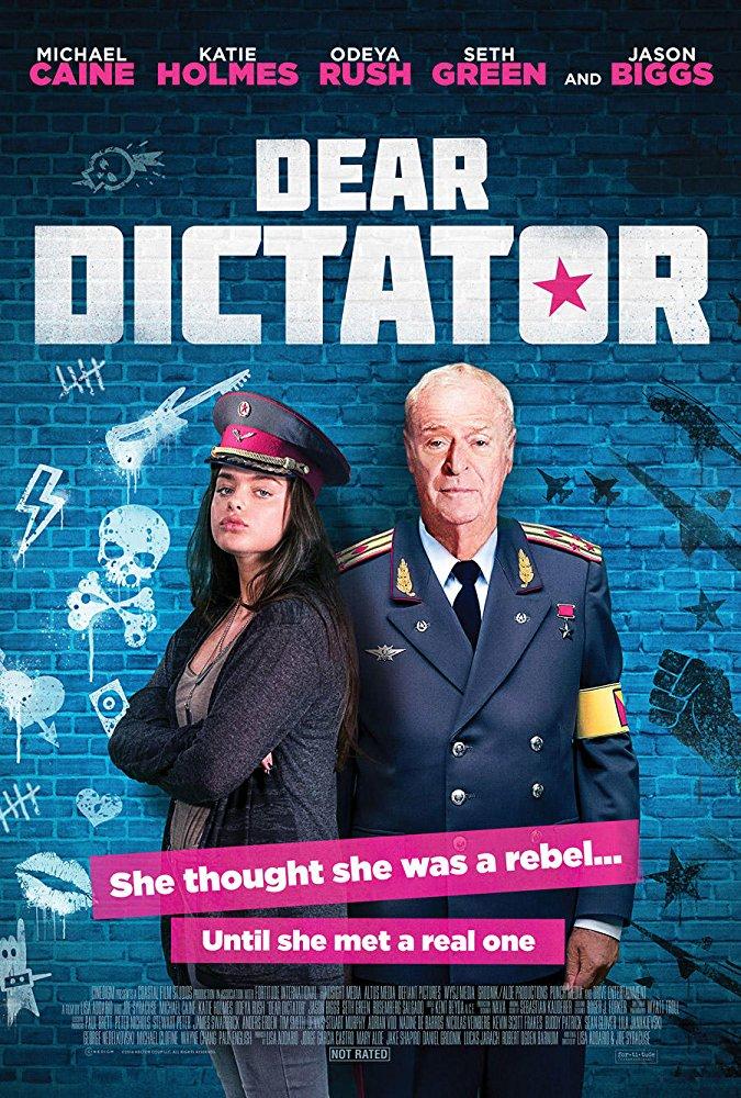 Dear Dictator 2018 BDRip XviD AC3-EVO