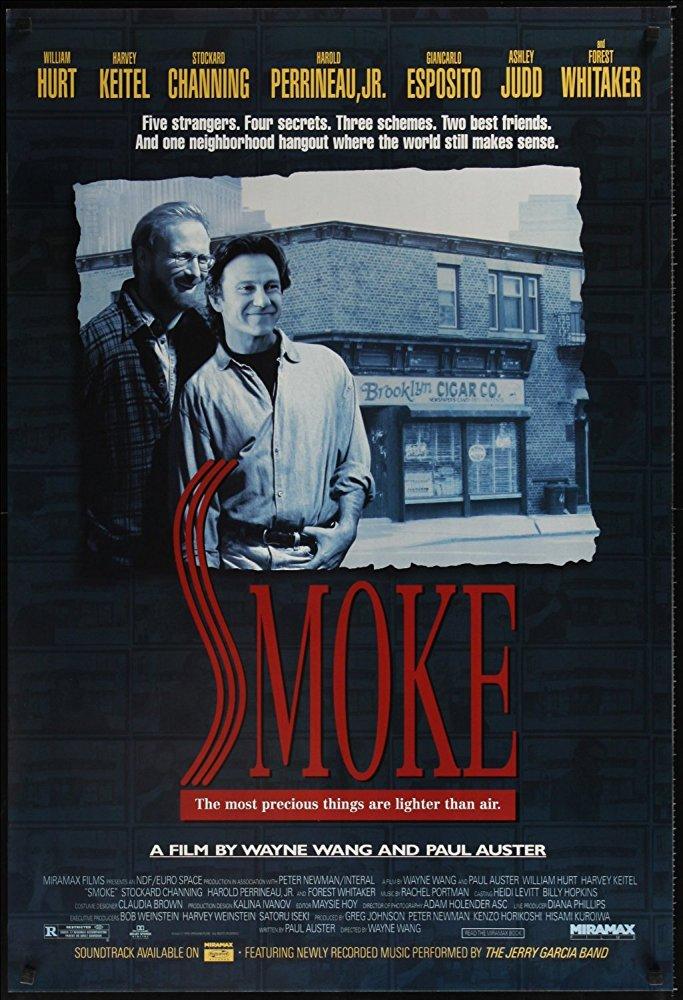 Smoke 1995 BRRip XviD MP3-XVID