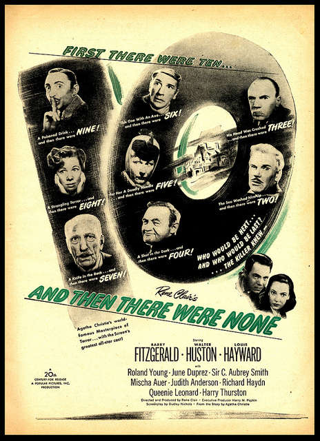 And Then There Were None 1945 720p BluRay x264-x0r