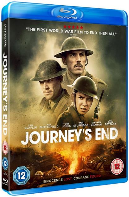 Journeys End (2018) HDRip XviD AC3-EVO