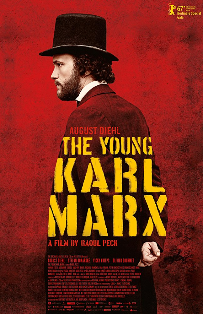 The Young Karl Marx (2017) [BluRay] [1080p] YIFY
