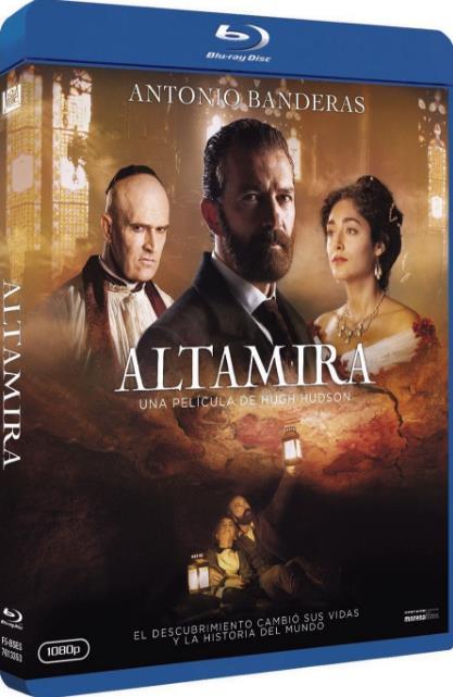 Altamira (2016) BDRip XviD Dual Audio [Ita+Eng] 5.1-Earine