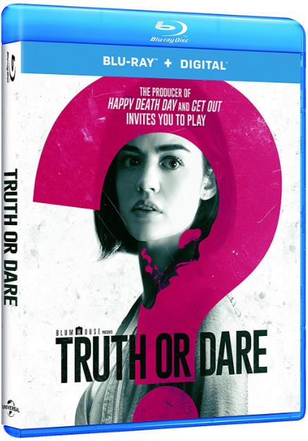 Truth or Dare (2018) REPACK HDRip XViD AC3-ETRG
